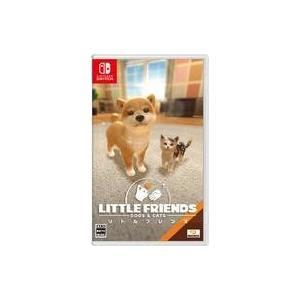 新品ニンテンドースイッチソフト LITTLE FRIENDS -DOGS & CATS-