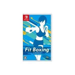 新品ニンテンドースイッチソフト Fit Boxing