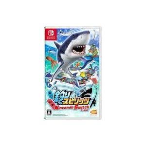 新品ニンテンドースイッチソフト 釣りスピリッツ Nintendo Switchバージョン