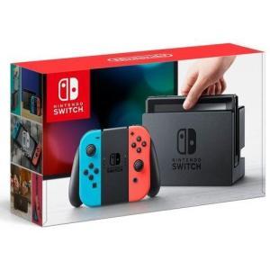 中古ニンテンドースイッチハード Nintendo Switch本体/Joy-Con(L) ネオンブルー/(R) ネオンレッド|suruga-ya