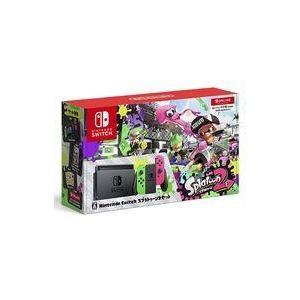 新品ニンテンドースイッチハード Nintendo Switch本体 スプラトゥーン2セット