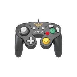 中古ニンテンドースイッチハード ホリ クラシックコントローラー for Nintendo Switc...