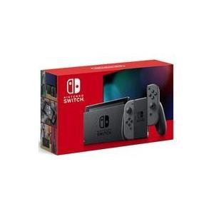 中古ニンテンドースイッチハード Nintendo Switch本体/Joy-Con(L)/(R) グレー [2019年8月モデル]|suruga-ya