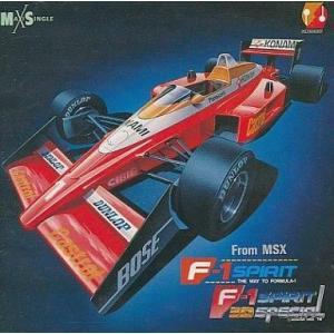 中古CDアルバム From MSX F-1スピリット&F-1スピリット3Dスペシャル|suruga-ya