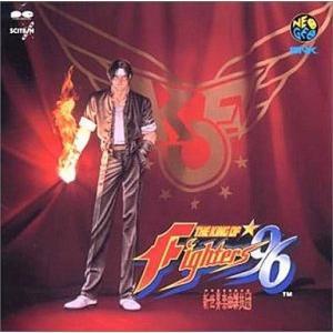 中古CDアルバム THE KING OF FIGHTERS'96 / SNK新世界楽曲雑技団