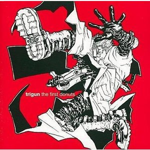中古CDアルバム トライガン オリジナルサウンドトラック trigun the first donuts|suruga-ya