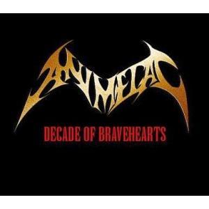 中古アニメ系CD ANIMETAL / DECADE OF BRAVEHEARTS[DVD付]