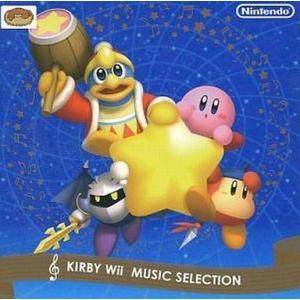 中古アニメ系CD KIRBY Wii MUSIC SELECTION 星のカービィ Wii ミュージックセレクション|suruga-ya