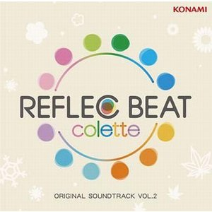 中古アニメ系CD REFLEC BEAT colette ORIGINAL SOUNDTRACK V...