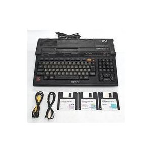 中古MSXハード MSX2+本体 HB-F1XV|suruga-ya