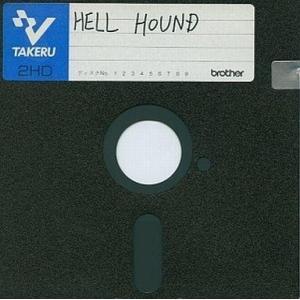 中古X68 5インチソフト HELL HOUND (TAKERU用ソフト) suruga-ya