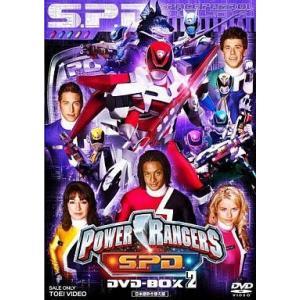 中古特撮DVD POWER RANGERS S.P.D. DVD‐BOX 2|suruga-ya