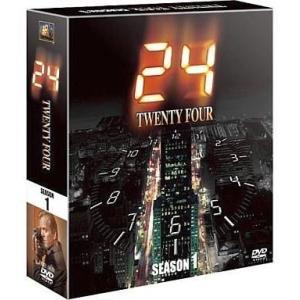 中古海外TVドラマDVD 24 TWENTY FOUR シーズン1 SEASONSコンパクト・ボックス|suruga-ya