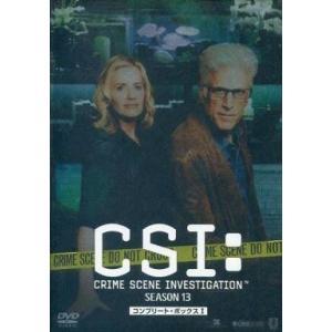 中古海外TVドラマDVD CSI:科学捜査班 シーズン13 コンプリートDVD-BOX 1|suruga-ya
