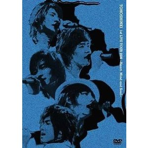 中古洋楽DVD 東方神起 / 1st LIVE TOUR 2006〜Heart.Mind and Soul〜 [通常版]|suruga-ya