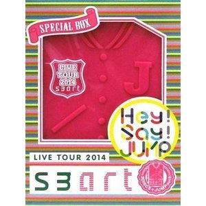 中古邦楽DVD Hey!Say!JUMP / LIVE TOUR 2014 smart [初回限定版]|suruga-ya