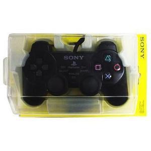 中古PS2ハード アナログコントローラ (DUAL SHOCK2)ブラック