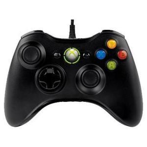 中古WindowsXP Xbox 360 Controller for Windows (リキッドブラック)|suruga-ya