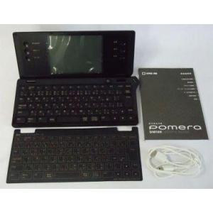 中古WindowsXP デジタルメモ Pomera(ポメラ) DM100 [ブラック]|suruga-ya