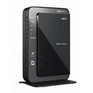 中古PCハード ワイヤレスブロードバンドルータ Aterm WR9500N(HPモデル)[PA-WR9500N-HP]