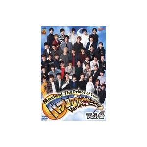 中古その他DVD ミュージカル テニスの王子様 バラエティ・スマッシュ Vol.4
