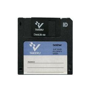 中古PC-9801 3.5インチソフト お姉さんの占い館[3.5インチ版](TAKERU用ソフト)