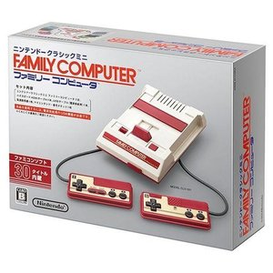 新品ファミコンハード ニンテンドークラシックミニ ファミリーコンピュータ|suruga-ya