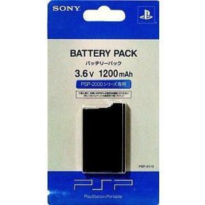 中古PSPハード PSP専用バッテリーパック 1200mAh...