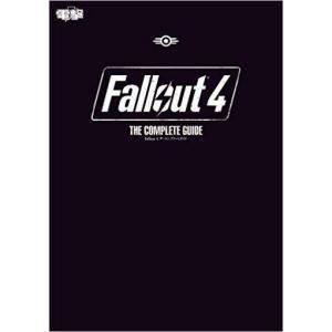 中古攻略本 付属品付)PC/PS4/XBONE Fallout 4 ザ・コンプリートガイド suruga-ya