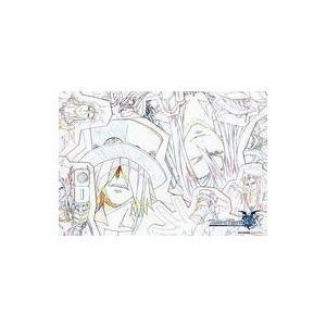 中古アニメムック テイルズ オブ ゼスティリア ザ クロス 原画イラストカード デゼル&ザビーダ