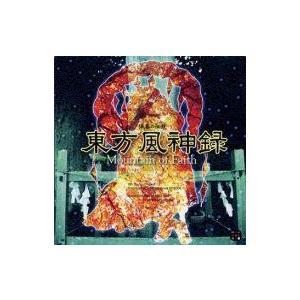 中古同人GAME CDソフト 東方風神録 -Mountain of Faith- ver1.00a / 上海アリス幻楽団|suruga-ya
