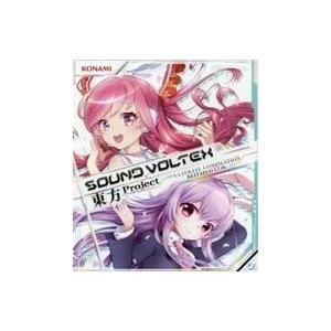 中古同人音楽CDソフト SOUND VOLTEX×東方Project ULTIMATE COMPILATION REITAISAI 15th / コナミ|suruga-ya
