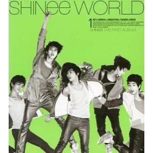 中古洋楽CD SHINee / THE FIRST ALBUM SHINee WORLD[輸入盤]|suruga-ya