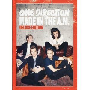 中古輸入洋楽CD ONE DIRECTION / MADE IN THE A.M. DELUXE EDITION[輸入盤]|suruga-ya