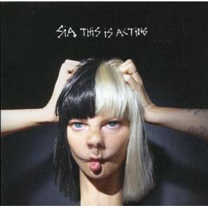 中古輸入洋楽CD SIA / THIS IS ACTING[輸入盤]|suruga-ya