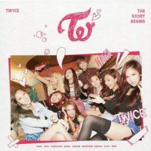 中古輸入洋楽CD TWICE / THE STORY BEGINS[輸入盤] suruga-ya