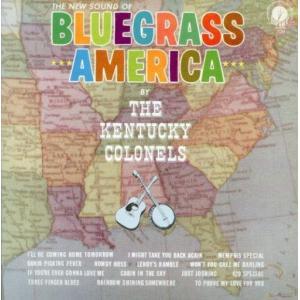 中古輸入洋楽CD The Kentucky Colonels / THE NEW SOUND OF BLUEGRASS AMERICA[輸入盤 suruga-ya