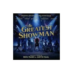中古輸入映画サントラCD 「THE GREATEST SHOWMAN」 Original Motion Picture Soundtrack[輸入盤]|suruga-ya