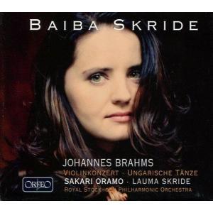 中古輸入クラシックCD SAKARI ORAMO(conduct)・BAIBA SKRIDE(violin)・LAUMA SKRIDE(piano)|suruga-ya