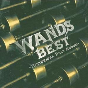 中古邦楽CD WANDS / BEST〜HISTORICAL BEST ALBUM〜