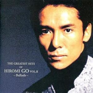 中古邦楽CD 郷ひろみ / GREATEST HITS OF HIROMI GO VOL.2〜Ballads〜|suruga-ya