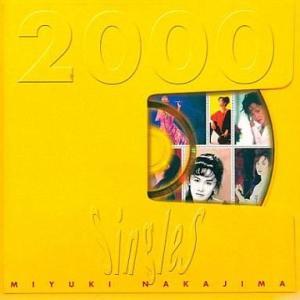 中古邦楽CD 中島みゆき / Singles 2000の画像