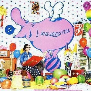 中古邦楽CD SHE LOVES YOU