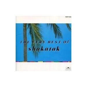 中古洋楽CD シャカタク / ベスト・ヒッツ(限定盤)(廃盤)