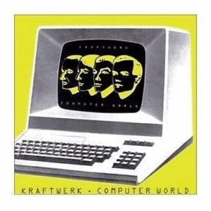 中古洋楽CD クラフトワーク / コンピューター・ワールド