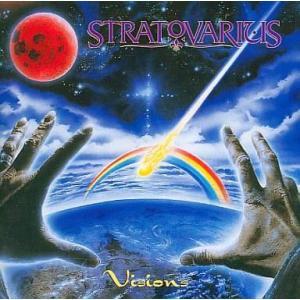 中古洋楽CD ストラトヴァリウス/ヴィジョンズ|suruga-ya