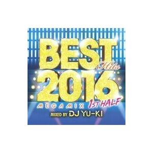 中古洋楽CD DJ YU-KI / BEST HITS 2016 MEGAMIX -1ST HALF...