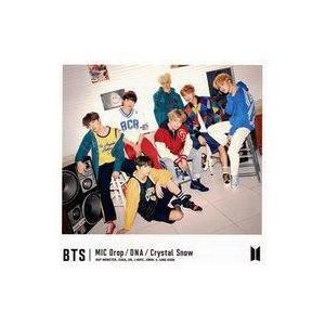 中古洋楽CD BTS(防弾少年団) / MIC Drop/DNA/Crystal Snow[DVD付初回限定盤A] suruga-ya