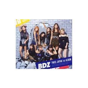 中古洋楽CD TWICE / BDZ[DVD付初回限定盤B]