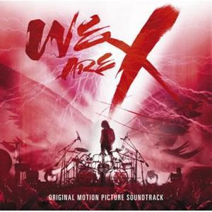 中古映画音楽(邦画) 「WE ARE X」オリジナル・サウンドトラック|suruga-ya